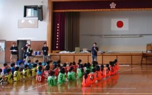 『学校に泊まろう!!2013』~~飯倉小ピカピカ大作戦~~