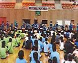 特別支援学校PTA連合会 レクリエーション大会