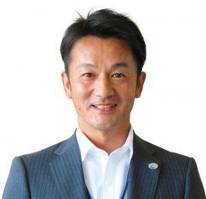 福岡市PTA協議会 会長 西方俊司