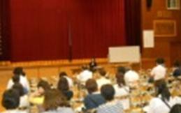 箱崎中学校教育講演会