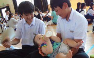 「いのちの授業 赤ちゃんがやってきた~命のぬくもりから学ぶこと~」